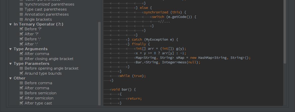 OpenMRS Code Formatter Styles - Development - OpenMRS Talk