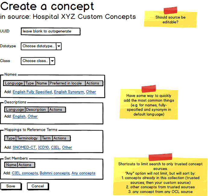 Create another kind of concept