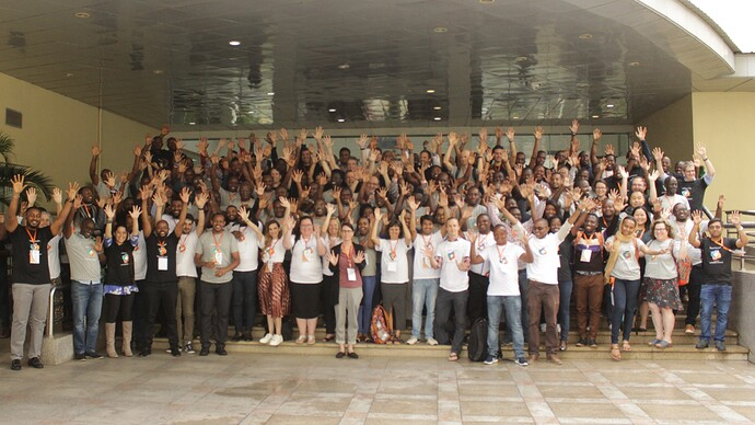 OpenMRS 2019 Conference Group Photo (2)