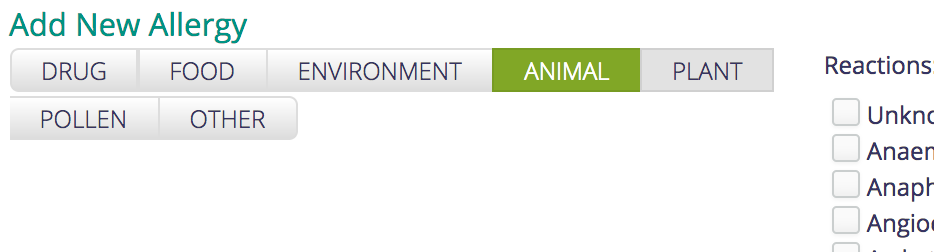 two types of environment